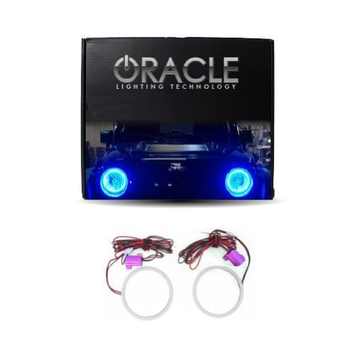Primary image for Oracle Lighting CA-CTC1012P-B - Cadillac CTS-V Coupe Plasma Halo Headlight Rings