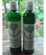 Neem Baby Oil ~ A Better Baby Oil! Great For Adults! 8 Oz **No Phthalates** - $10.50