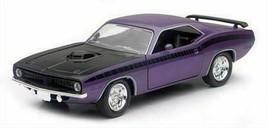 Plymouth 1:32 1970 Cuda Diecast model Toy - $14.85