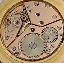 17 Swiss made Rodania Incbloc men's vintage wind up watch. image 4