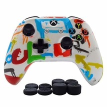 Hikfly Silicone Controller Cover Skin Protector Kits Compatible for Xbox... - $10.33