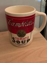 Campbell's Tomato Soup Coffee/Tea Cup Mug USA Made Joseph Campbell Company 8 oz. - $6.50