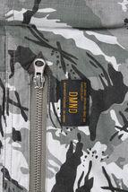 Diamond Supply Co. Men's Camouflage M65 Jacket NWT Grey image 4