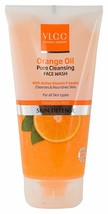 Vlcc Cleansing Face Wash orange oil pore cleansing face wash, 150 ml FRE... - $10.88