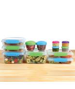 NEW Sistema 28-piece Food Storage Set **FREE SHIPPING** - $27.99