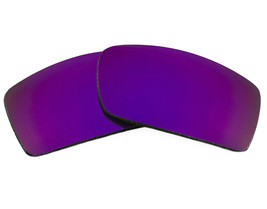 Replacement Lenses for-Oakley Gascan Sunglasses Anti-Scratch Purple Mirror - $8.80