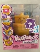 POOPAROOS Surpriseroos Toilet Surprise Squishable Brand New Gold Potty - $7.70