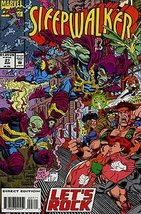 Sleepwalker, Edition# 27 [Comic] [Aug 01, 1993]... - $2.11