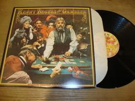Kenny Rogers - The Gambler - LP Record  VG VG+ - $5.91