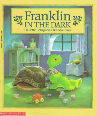 Primary image for Franklin in the Dark Paulette Bourgeois and Brenda Clark