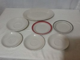 homer Laughlin mixed lot dishes - $13.55