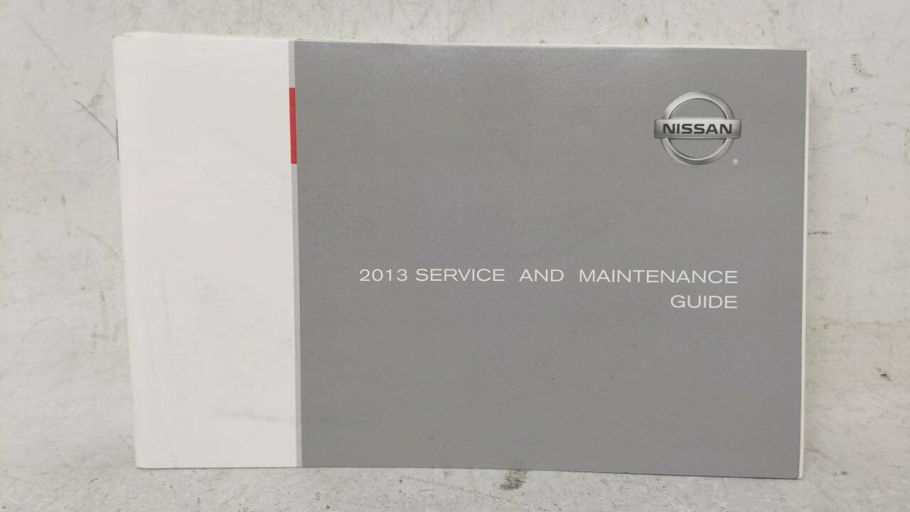 2013 Nissan Altima Owners Manual 52875 Manual Guide