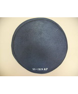 """1- 18x2"""" ROUND, PLAIN, FLAT CONCRETE STEPPING STONE MOLD, MOULD #SS-1818-RP - $49.99"""