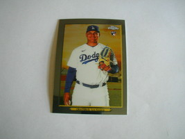 2020 TOPPS CHROME TURKEY RED BRUSDAR GRATEROL ROOKIE CARD #TRC-52 DODGER... - $2.96