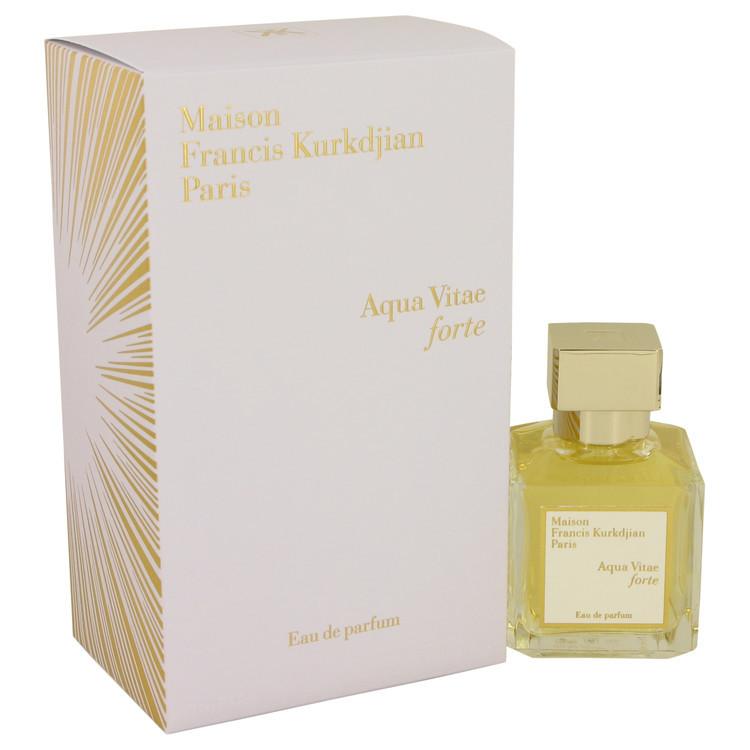 Mason francis kurkdjian acqua vitae forte 2.4 oz perfume