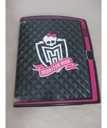 Monster High Electronic Password Journal 2010 Mattel Notebook Case Unlocked - $19.99