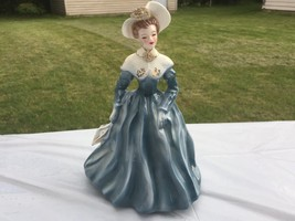 "Vintage Florence Ceramics California DOLORES Figurine 8.25"" - $49.45"