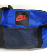 VTG Nike Gym Bag Duffle 80s 90s Korea Swoosh Air Jordan Flight Force Tote - $59.99