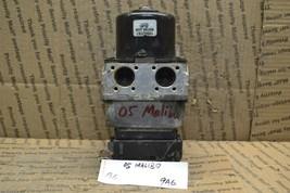 2001-2005 Chevrolet Malibu ABS Pump Control OEM 18042267 Module 136-9A6 - $27.69