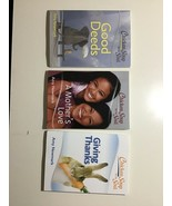 Chicken Soup for The Soul 3 Books, A Mothers Love, Good Deeds & Giving T... - $2.20