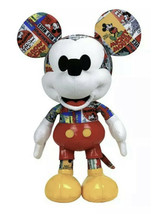 Limited Edition Disney Movie Star Mickey Mouse Plush In Hand. Ships next... - $50.48