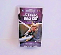 Star Wars: The Card Game Ancient Rivals Force Pack Fantasy Flight Games New Pack - $8.17