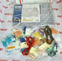 JEWELRY MAKING DIY - HUGE LOT OF BEADS & BEADING MATERIAL See Photos (Box9) image 3