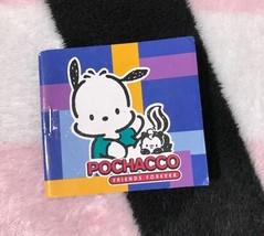 Vintage Sanrio Pochacco Friends Forever Mini Sticker Book 1989, 1998 *Un... - $24.99