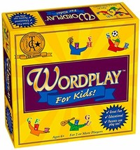 Toys Hobbies Games Wordplay for Kids - Board Game for Kids Ages 6-12 NEW - $38.67