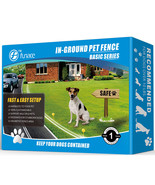 Radio Wave Electric Dog Fence System - 100% Customizable Area Up to 20 A... - $25.00+