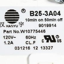 W10919003 WHIRLPOOL Washer drain pump - $93.42