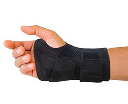 Carpal Tunnel Wrist Brace for Men and Women - Day and Night Therapy Supp... - $18.24