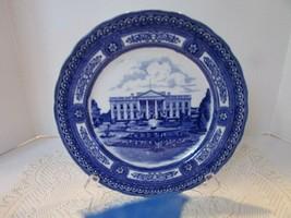 Royal Doulton England Plate The White House Washington George Bowman Co Dist. - $24.70