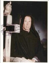 Tony Franciosa (d. 2006) Signed Autographed Glossy 8x10 Photo - $29.99