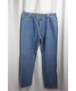 Schaefer Ranch Hand Jeans Dungarees Made in USA 42 x 36 New - $29.20