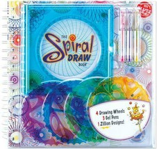 New! Klutz The Spiral Draw Book Drawing, Crafts, Kid's Crafts - $10.50