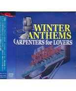 Winter Anthems Carpenters For Lovers 2 CD Set Text CD & Instrumental CD Obi - $18.78