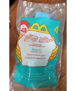 McDonald's An Extremely Goofy Movie Bradley Launch Toy #4 2000 NEW - $6.23