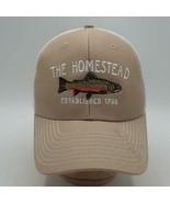 Ouray The Homestead Fishing Baseball Hat Cap Adjustable Strapback - $33.99