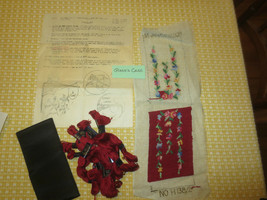 Hiawatha Heirloom SPECTACLE GLASS'S CASE Needlepoint Kit No. H 138/2 - S... - $14.85