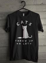 A true story about cats Men's T-Shirt - Custom (1113) - $19.12+