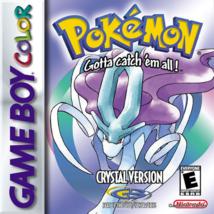 Pokemon: Crystal Version Nintendo Game Boy Color Cartridge - $49.95