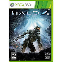 Halo 4 (Microsoft Xbox 360, 2012)M - $5.91