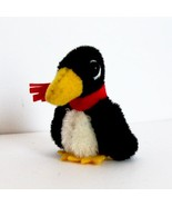 DOLLHOUSE Tiny Stuffed Toy Penguin 1 1/8 in. WOMB World of Miniature Bears - $9.50