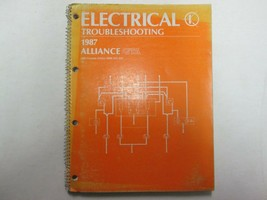 1987 Renault Alliance/GTA Electrical Troubleshooting Manual FACTORY OEM - $24.73