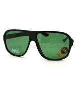 Glass Lens Sunglasses Mens Retro Sporty Oversized Aviators USA Sign - $7.95