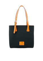 Dooney & Bourke Patterson Black Pebble Leather ... - $469.99