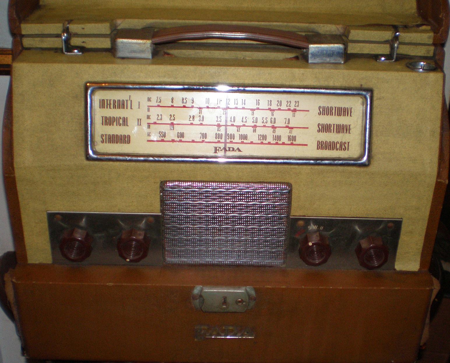 Fada P-130-3 Band Tube RADIO-BROADCAST & and 50 similar items