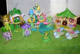 DISNEY Tinker Bell Playmates Toys Figures and More - $121.28