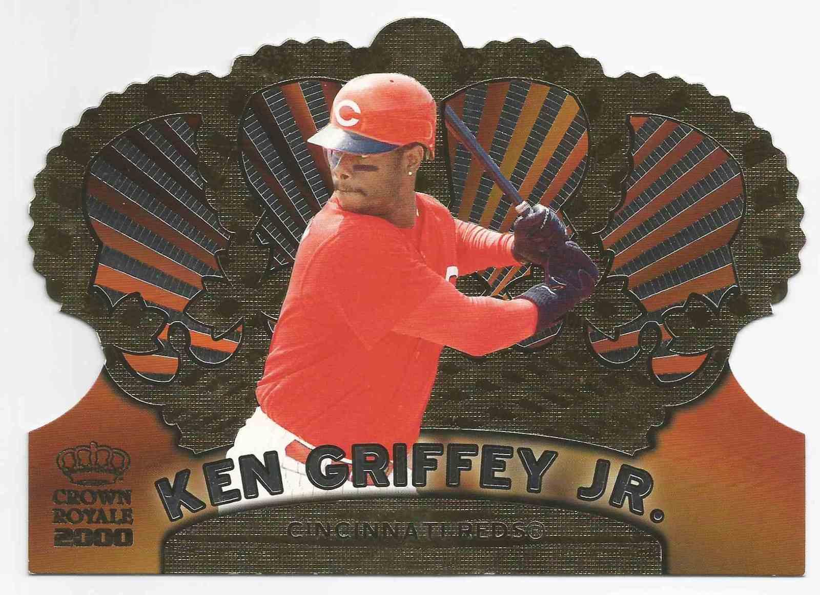 2000 crown royale  3 ken griffey  jr.